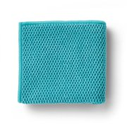 Textured Kitchen Cloth, turquoise
